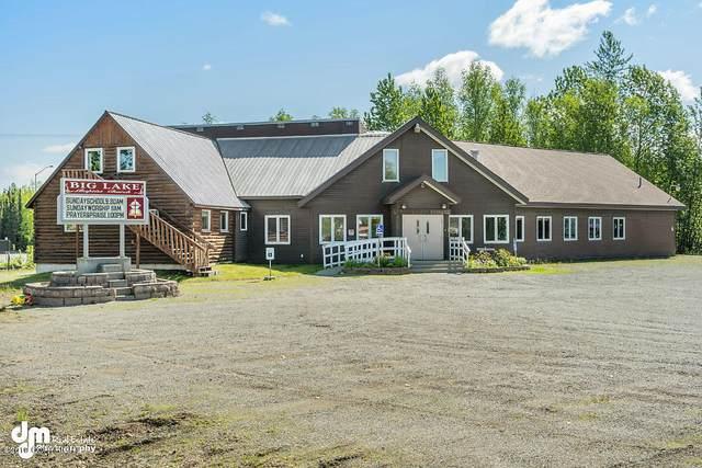 10864 W Parks Highway, Big Lake, AK 99654 (MLS #20-7972) :: RMG Real Estate Network | Keller Williams Realty Alaska Group