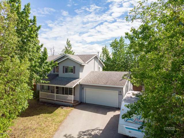 9030 E Kiva Way, Palmer, AK 99645 (MLS #20-7985) :: RMG Real Estate Network   Keller Williams Realty Alaska Group