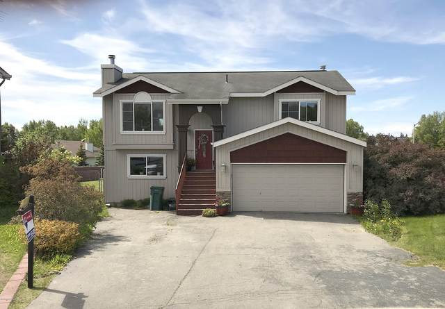 520 W 121st Circle, Anchorage, AK 99515 (MLS #20-8049) :: RMG Real Estate Network | Keller Williams Realty Alaska Group