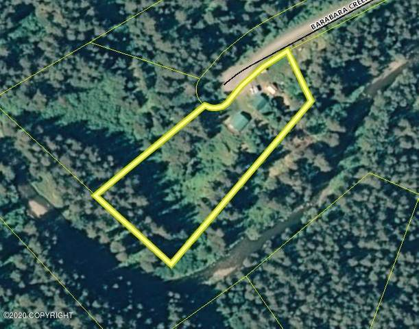 2423 Barabara Creek Road, Seldovia, AK 99663 (MLS #20-8192) :: Wolf Real Estate Professionals