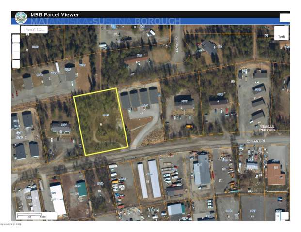 3945 W Tweed Court, Wasilla, AK 99623 (MLS #20-861) :: RMG Real Estate Network | Keller Williams Realty Alaska Group