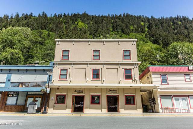 307 S Franklin Street, Juneau, AK 99801 (MLS #20-8806) :: Alaska Realty Experts