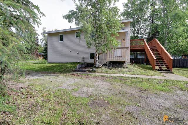 21111 Four Wheel Drive, Eagle River, AK 99567 (MLS #20-8893) :: RMG Real Estate Network | Keller Williams Realty Alaska Group