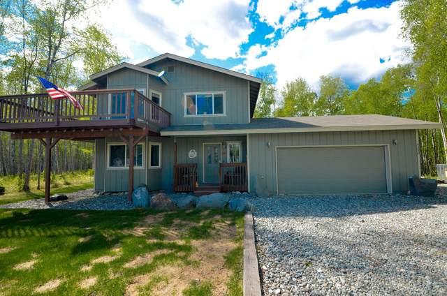 5258 W Conner Court, Wasilla, AK 99623 (MLS #20-8918) :: RMG Real Estate Network | Keller Williams Realty Alaska Group