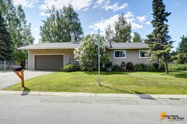 6800 Oakwood Drive, Anchorage, AK 99507 (MLS #20-9134) :: Team Dimmick