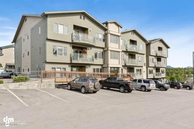 1126 E 16th Avenue #B406, Anchorage, AK 99501 (MLS #20-9304) :: Wolf Real Estate Professionals