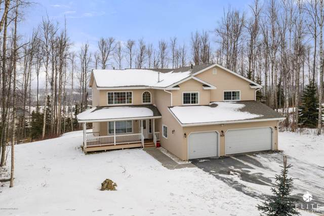 7030 W Moose Ridge Circle, Wasilla, AK 99623 (MLS #20-934) :: Team Dimmick