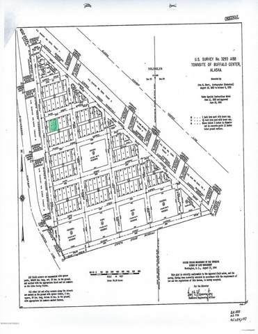 L4-5 B6 3rd Street, Delta Junction, AK 99737 (MLS #20-9428) :: RMG Real Estate Network | Keller Williams Realty Alaska Group