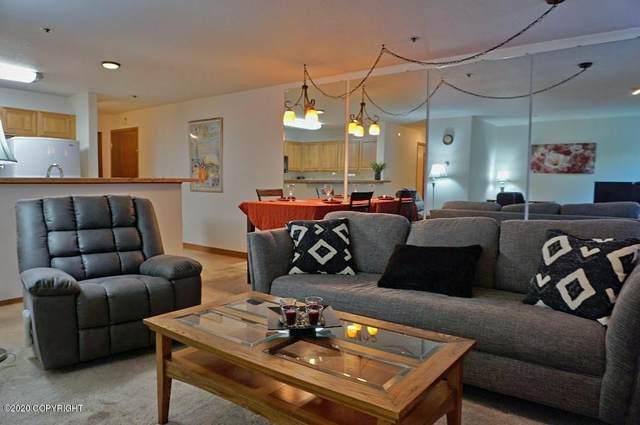 1170 Denali Street #137, Anchorage, AK 99501 (MLS #20-9483) :: Wolf Real Estate Professionals
