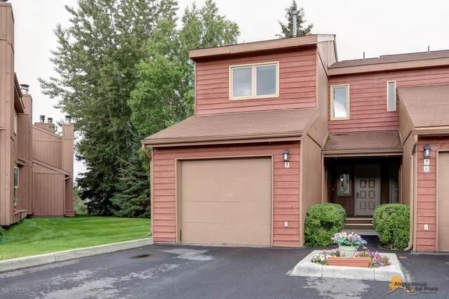 10248 Jamestown Drive #8J, Anchorage, AK 99507 (MLS #20-9504) :: Wolf Real Estate Professionals