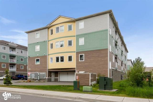 6930 Meadow Street #1-303, Anchorage, AK 99507 (MLS #20-9524) :: Team Dimmick