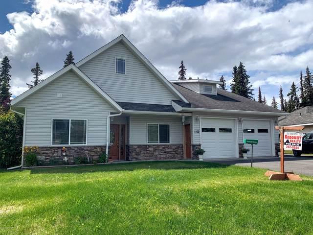 1102 Inlet Woods Drive, Kenai, AK 99611 (MLS #20-9563) :: RMG Real Estate Network   Keller Williams Realty Alaska Group