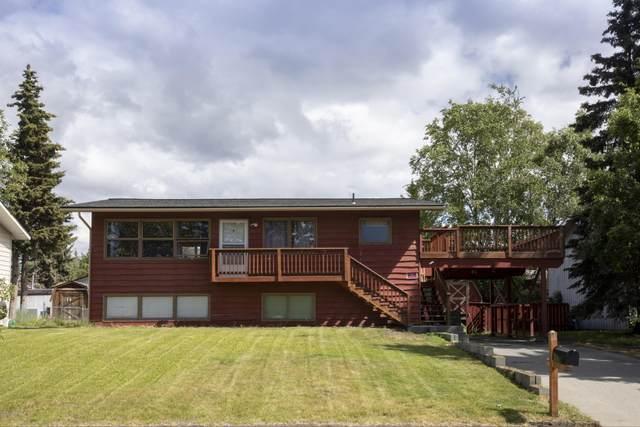 4611 Becharof Street, Anchorage, AK 99507 (MLS #20-9565) :: Wolf Real Estate Professionals