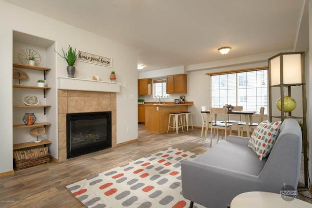 6923 Gold Kings Avenue #D, Anchorage, AK 99504 (MLS #20-9572) :: Wolf Real Estate Professionals