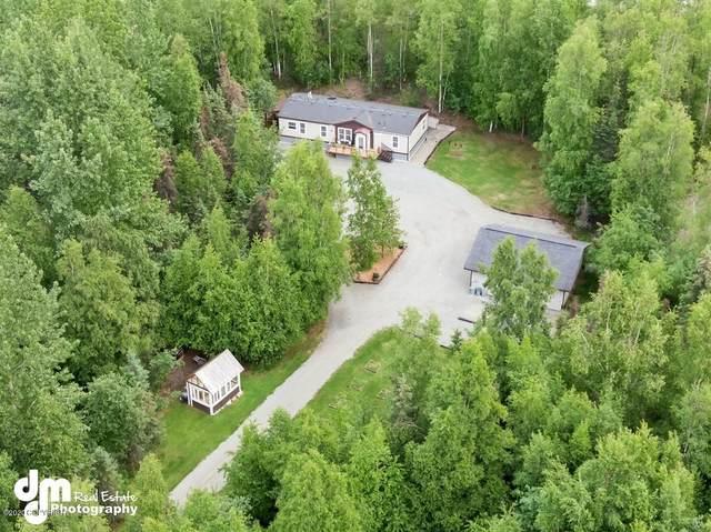 21817 Songbird Drive, Chugiak, AK 99567 (MLS #20-9586) :: RMG Real Estate Network | Keller Williams Realty Alaska Group
