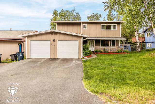 6537 Notting Hill Drive, Anchorage, AK 99504 (MLS #20-9610) :: Team Dimmick