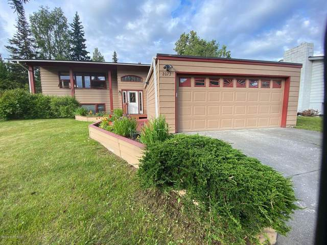 2073 Dimond Drive, Anchorage, AK 99507 (MLS #20-9633) :: Wolf Real Estate Professionals