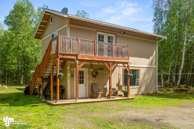 5533 Beverly Lake Road, Wasilla, AK 99623 (MLS #20-9636) :: RMG Real Estate Network | Keller Williams Realty Alaska Group