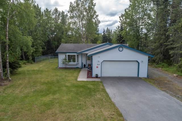 215 Knight Drive, Soldotna, AK 99669 (MLS #20-9639) :: Wolf Real Estate Professionals
