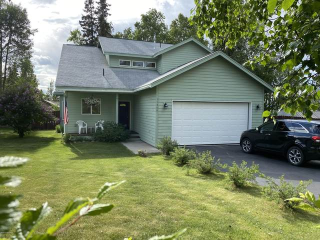 11240 Echo Street, Eagle River, AK 99577 (MLS #20-9658) :: Wolf Real Estate Professionals