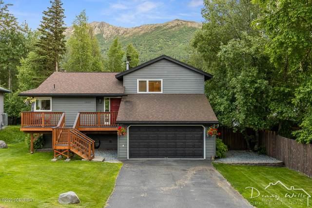 18324 Cache Creek Circle, Eagle River, AK 99577 (MLS #20-9719) :: Wolf Real Estate Professionals