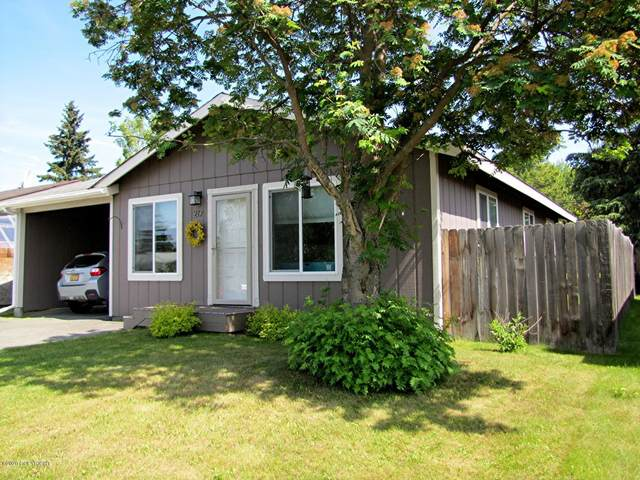 219 Bunn Street, Anchorage, AK 99508 (MLS #20-9721) :: Team Dimmick