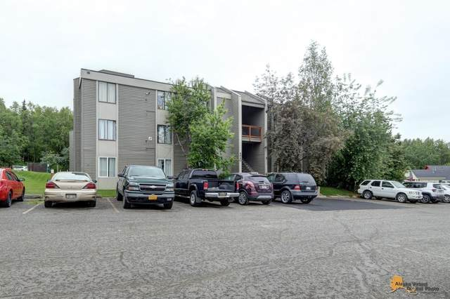 4640 Reka Drive #E17, Anchorage, AK 99508 (MLS #20-9736) :: Team Dimmick