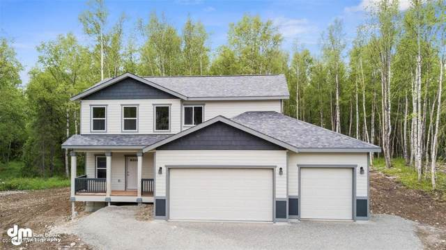 5330 E Mikayla Drive, Wasilla, AK 99654 (MLS #20-9782) :: The Adrian Jaime Group | Keller Williams Realty Alaska