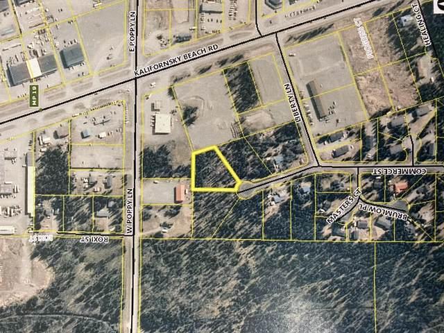 L5 Commerce Street, Soldotna, AK 99669 (MLS #20-9799) :: RMG Real Estate Network | Keller Williams Realty Alaska Group