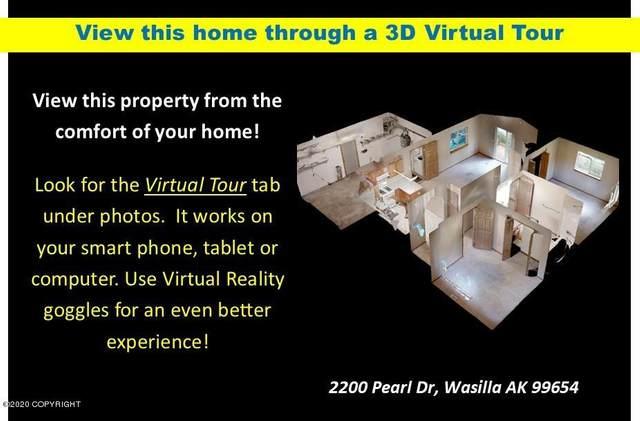2200 N Pearl Road, Wasilla, AK 99654 (MLS #20-9840) :: Team Dimmick