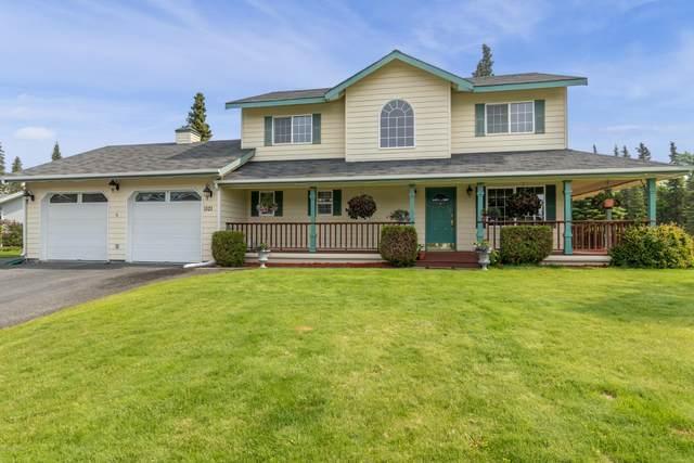 1101 Inlet Woods Drive, Kenai, AK 99611 (MLS #20-9888) :: RMG Real Estate Network   Keller Williams Realty Alaska Group