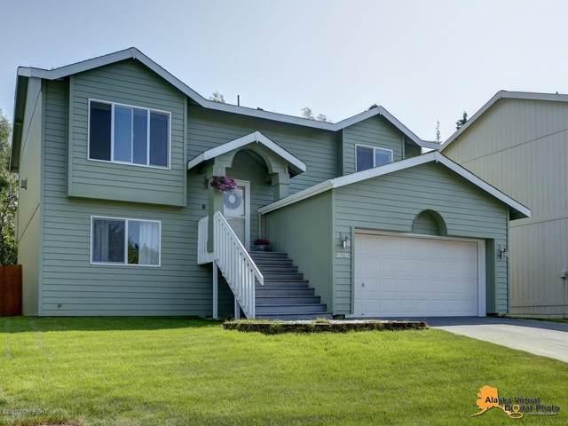 20150 Highland Ridge Drive, Eagle River, AK 99577 (MLS #20-9896) :: The Adrian Jaime Group | Keller Williams Realty Alaska