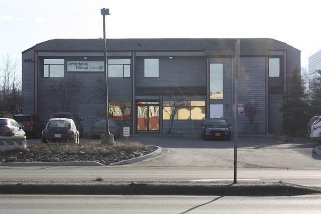 4001 Lake Otis Parkway #100, Anchorage, AK 99508 (MLS #20-9922) :: Wolf Real Estate Professionals