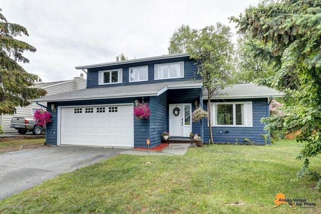 9501 Arlene Drive, Anchorage, AK 99502 (MLS #20-9957) :: RMG Real Estate Network | Keller Williams Realty Alaska Group
