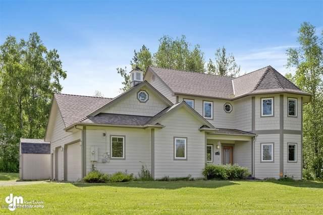 3121 N Alma Drive, Wasilla, AK 99623 (MLS #20-9990) :: RMG Real Estate Network   Keller Williams Realty Alaska Group