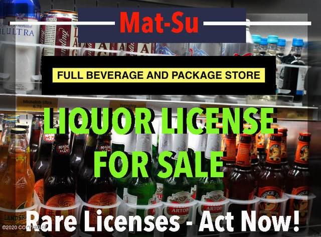 000 Liquor Licenses, Houston, AK 99688 (MLS #20-9998) :: Synergy Home Team