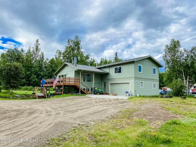 3951 E Ruth Drive, Wasilla, AK 99654 (MLS #21-10006) :: Daves Alaska Homes