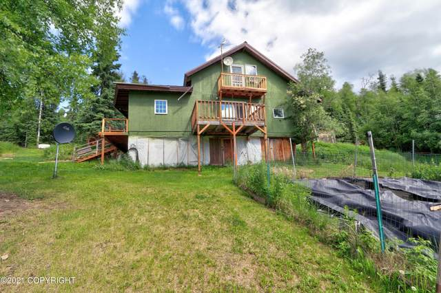 2187 Hattie Creek Road, Fairbanks, AK 99712 (MLS #21-10116) :: Daves Alaska Homes
