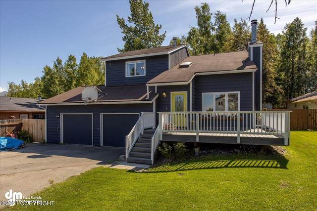 3930 Iona Circle, Anchorage, AK 99507 (MLS #21-10180) :: Wolf Real Estate Professionals
