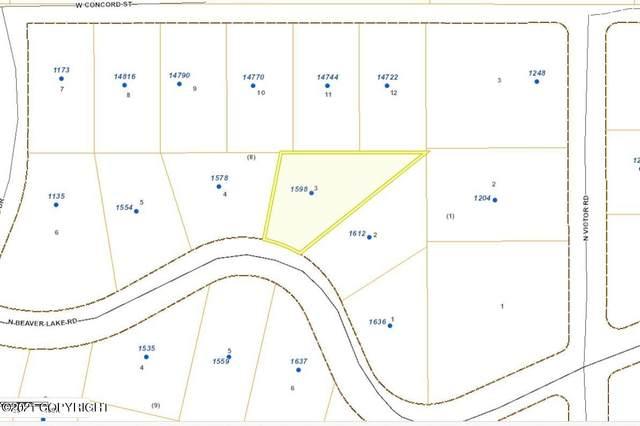 1598 N Beaver Lake Road, Wasilla, AK 99652 (MLS #21-1019) :: Synergy Home Team