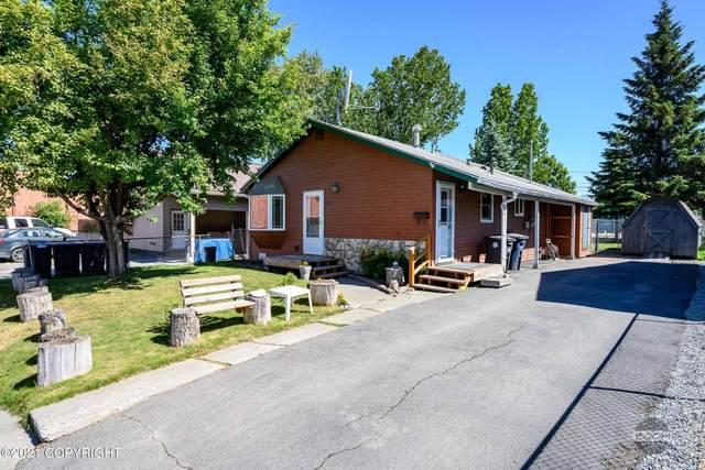 271 Flower Street, Anchorage, AK 99508 (MLS #21-10260) :: Wolf Real Estate Professionals