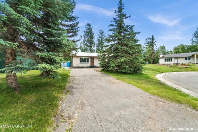 8510 Hidden View Court, Anchorage, AK 99504 (MLS #21-10342) :: Wolf Real Estate Professionals