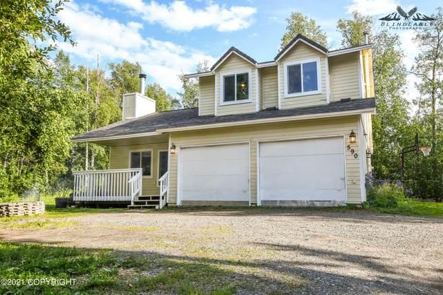 590 W Spruce Avenue, Wasilla, AK 99654 (MLS #21-10352) :: Berkshire Hathaway Home Services Alaska Realty Palmer Office