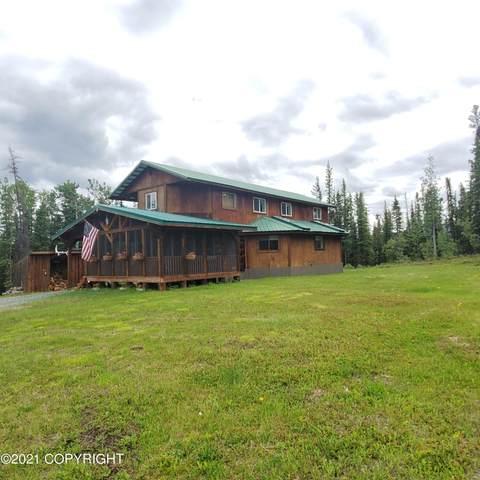Mile 8.6 Tok Cutoff, Gakona, AK 99586 (MLS #21-10455) :: Wolf Real Estate Professionals