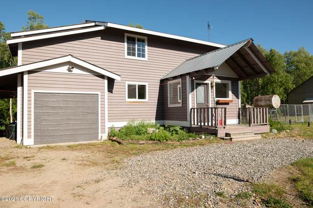 14664 W Willow Fishhook Road, Willow, AK 99688 (MLS #21-10477) :: Synergy Home Team