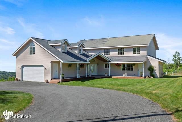 12720 Neher Ridge Drive, Anchorage, AK 99516 (MLS #21-10587) :: Wolf Real Estate Professionals