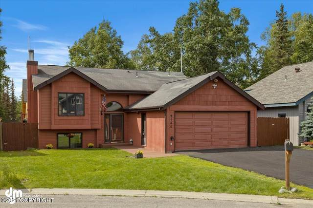 9140 Chipwood Circle, Anchorage, AK 99507 (MLS #21-10614) :: Wolf Real Estate Professionals