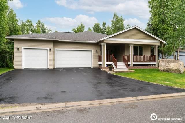 6294 Aldona Circle, Anchorage, AK 99504 (MLS #21-10622) :: Wolf Real Estate Professionals