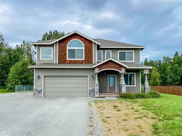 4895 E Fetlock Drive, Wasilla, AK 99654 (MLS #21-10651) :: Wolf Real Estate Professionals