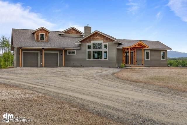 6075 S Echo Lake Drive, Big Lake, AK 99652 (MLS #21-10658) :: Berkshire Hathaway Home Services Alaska Realty Palmer Office